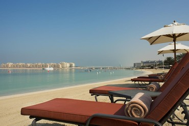 "фото пляж/море, Отель ""Le Meridien Mina Seyahi Beach Resort & Marina"" 5*, Дубай"