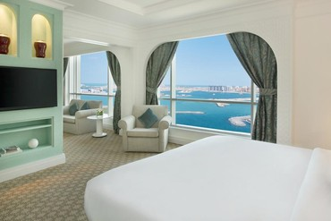 "фото Номер, Отель ""Habtoor Grand Beach Resort & Spa"" 5*, Дубай"