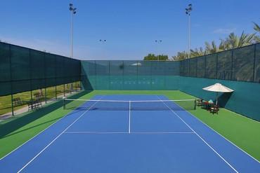 """фото Спортивная площадка, Отель """"Habtoor Grand Beach Resort & Spa"""" 5*, Дубай"""