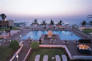 """фото главное, Отель """" Lou'lou a Beach Resort"""" 3*, Шарджа"""