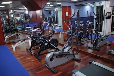 """фото тренажерный зал, Отель """"Sharjah Grand Hotel"""" 4*, Шарджа"""