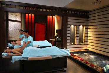 "фото Спа, Отель ""Fujairah Rotana Resort & SPA 5*"", Фуджейра"