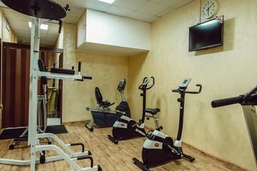 "фото Тренажерный зал, Отель ""Sharjah Carlton Hotel"" 4*, Шарджа"
