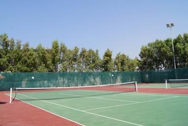 """фото Спортивная площадка, Отель """"Kempinski Hotel Ajman"""" 5*, ОАЭ"""