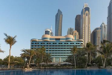 "фото главное, Отель ""Le Meridien Mina Seyahi Beach Resort & Marina"" 5*, Дубай"