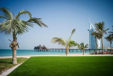 """фото пляж, Отель """"Madinat Jumeirah Mina A Salam Hotel 5*"""", Дубай"""