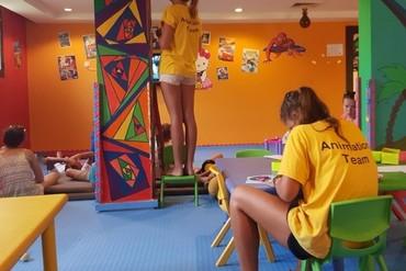 """фото Развлечение для детей, Отель """"Iberotel Miramar Al Aqah Beach Resort"""" 5*, Фуджейра"""