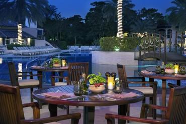 "фото Питание , Отель ""Habtoor Grand Beach Resort & Spa"" 5*, Дубай"