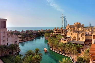"""фото главное, Отель """"Madinat Jumeirah Al Qasr"""" 5*, Дубай"""