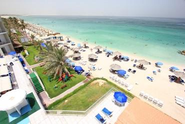 "фото пляж, Отель ""Beach Hotel Sharjah"" 3*, Шарджа"