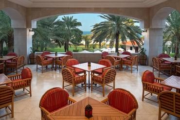 "фото Питание, Отель ""Kempinski Hotel Ajman"" 5*, ОАЭ"