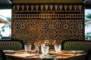 "фото питание, Отель ""Madinat Jumeirah Mina A Salam Hotel 5*"", Дубай"