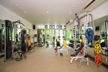 """фото тренажерный зал, Отель """"Centara Karon Resort Phuket"""" 4*, Пхукет"""