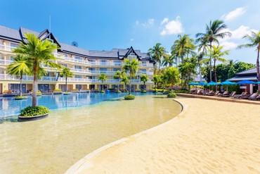 """фото бассейн, Отель """"Angsana Laguna Phuket"""" 5*, Пхукет"""