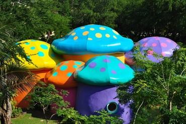 """фото развлечения для детей, Отель """"Duangjitt Resort"""" 4*, Пхукет"""