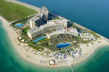 """фото Отель, Отель """"Rixos The Palm Dubai"""" 5*, Дубай"""