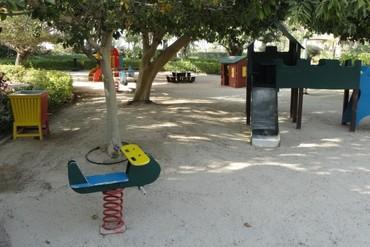 """фото Детская площадка, Отель """"Kempinski Hotel Ajman"""" 5*, ОАЭ"""