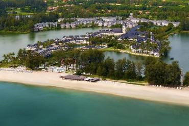 """фото пляж/море, Отель """"Angsana Laguna Phuket"""" 5*, Пхукет"""