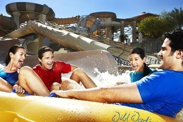 """фото развлечения, Отель """"Madinat Jumeirah Al Qasr"""" 5*, Дубай"""