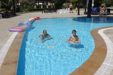 """фото Детский бассейн, Отель """"Iberotel Miramar Al Aqah Beach Resort"""" 5*, Фуджейра"""