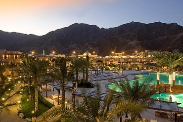 "фото Территория, Отель ""Iberotel Miramar Al Aqah Beach Resort"" 5*, Фуджейра"