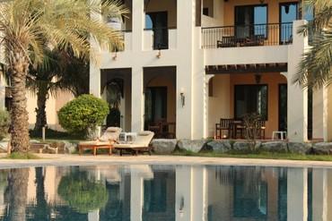 "фото бассейн, Отель ""Hilton Ras Al Khaimah Resort & Spa"" 5*, Рас-аль-Хайма"