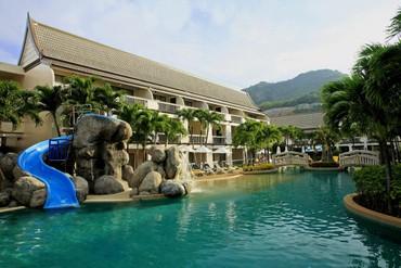 """фото бассейн, Отель """"Centara Kata Resort Phuket"""" 4*, Пхукет"""