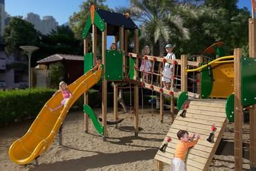 """фото Для детей, Отель """"Habtoor Grand Beach Resort & Spa"""" 5*, Дубай"""