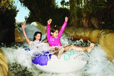"""фото развлечения, Отель """"Jumeirah Beach Hotel"""" 5*, Дубай"""