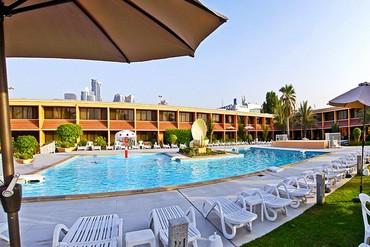 "фото бассейн, Отель "" Lou'lou a Beach Resort"" 3*, Шарджа"