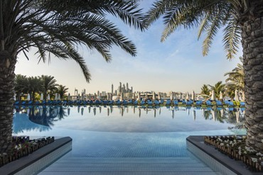 "фото Бассейн, Отель ""Rixos The Palm Dubai"" 5*, Дубай"