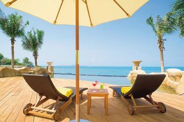 """фото отдых, Отель """"Centara Grand Mirage Beach"""" 5*, Паттайя"""
