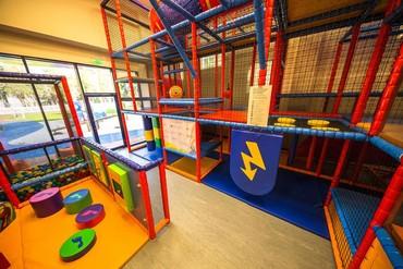 """фото развлечения для детей, Отель """"Le Meridien Mina Seyahi Beach Resort & Marina"""" 5*, Дубай"""