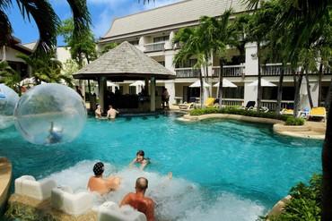 """фото развлечения, Отель """"Centara Kata Resort Phuket"""" 4*, Пхукет"""