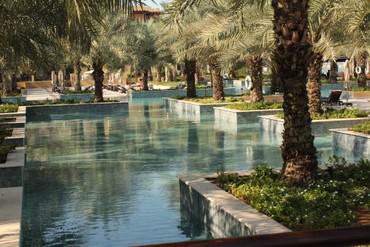 "фото бассейн, Отель ""Hilton Ras Al Khaimah Resort & Spa"" 5*, Рас-аль-Хайма"