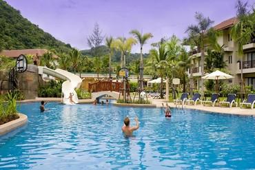 """фото развлечения, Отель """"Centara Karon Resort Phuket"""" 4*, Пхукет"""
