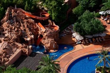 """фото Развлечение для детей, Отель """"Habtoor Grand Beach Resort & Spa"""" 5*, Дубай"""