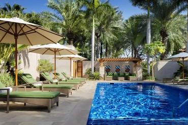 "фото бассейн, Отель ""Madinat Jumeirah Al Qasr"" 5*, Дубай"