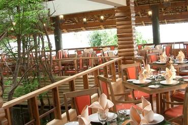 """фото питание, Отель """"Sunset Park Resort & Spa"""" 4*, Паттайя"""