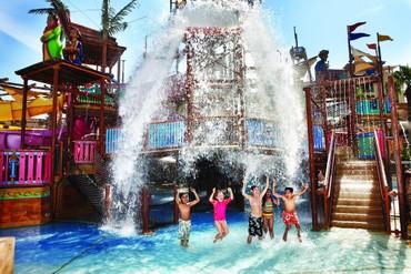 """фото развлечения для детей, Отель """"Jumeirah Beach Hotel"""" 5*, Дубай"""