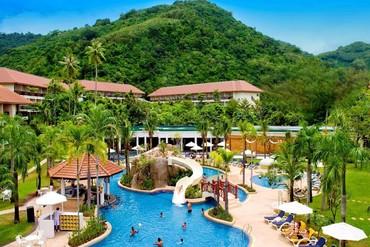 """фото бассейн, Отель """"Centara Karon Resort Phuket"""" 4*, Пхукет"""