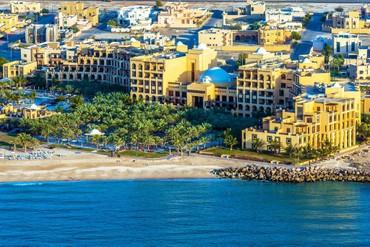 """фото пляж/море, Отель """"Hilton Ras Al Khaimah Resort & Spa"""" 5*, Рас-аль-Хайма"""