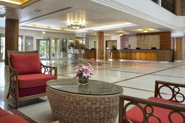 "фото Холл, Отель ""Fujairah Rotana Resort & SPA 5*"", Фуджейра"