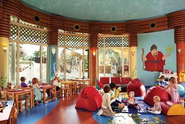 """фото развлечения для детей, Отель """"Madinat Jumeirah Mina A Salam Hotel 5*"""", Дубай"""