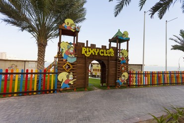 """фото Развлечение для детей, Отель """"Rixos The Palm Dubai"""" 5*, Дубай"""