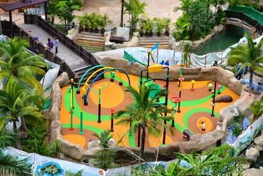 """фото развлечения для детей, Отель """"Centara Grand Mirage Beach"""" 5*, Паттайя"""