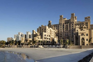 "фото Пляж, Отель ""Sheraton Sharjah Beach Resort & Spa"" 5*, ОАЭ"