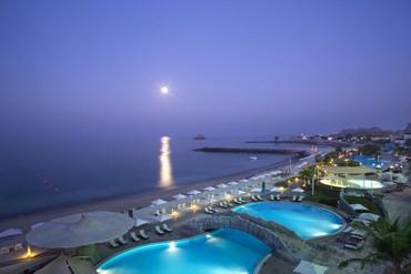 "фото пляж/море, Отель ""Radisson Blu Resort Fujairah 5*"", Фуджейра"