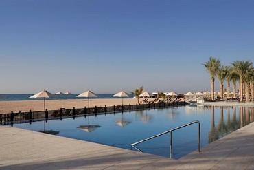 """фото пляж, Отель """"Waldorf Astoria Ras Al Khaimah"""" 5*, ОАЭ"""