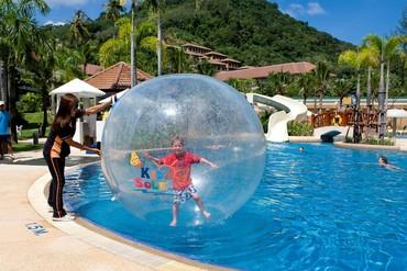 """фото развлечения для детей, Отель """"Centara Karon Resort Phuket"""" 4*, Пхукет"""
